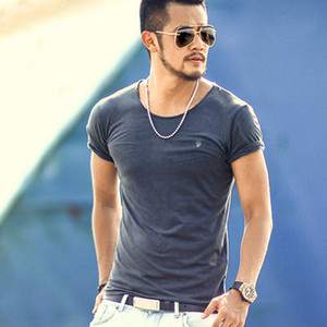 2021 The New New Summer of Men in Short Sleeves Men's Shirts Boys Tops Casual T-shirts 2cf9