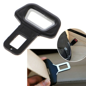Dual-use Universal Car Safety Belt Clip Buckle Protective Lock Bottle Opener Universal Car Vehicle-mounted Bottle Openers KH771