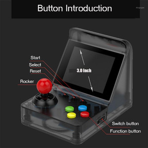 Mini Handheld Game Console Player 3.0 inch Portable Classic Game Controller 520 Games Support CP1CP2 GBA FC Arcade video 8GB ROM1