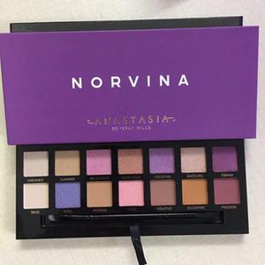 Em Stocks Eye Renaissance Hotsale Modern Sombra cosmética Anastasia 14 cores Renaissance Sombra paleta de maquiagem Frete grátis