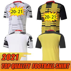 20 21 Ghana Thomas Jerseys Soccer Jerseys Home Schlupp Kudus J.Ayew Caleb Ekuban Samuel Owusu Camicia da calcio Soccer Uniformi di calcio della squadra nazionale