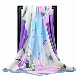 Many color fashion beautiful silk Chiffon fabric Satin For Dress new arrival African Printed Fabric DH03