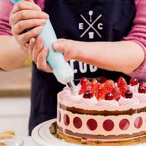 72pcs set Cake Turntable Set Multifunction Cake Decorating Kit Pastry Tube Fondant Party Kitchen Dessert Baking Supplies