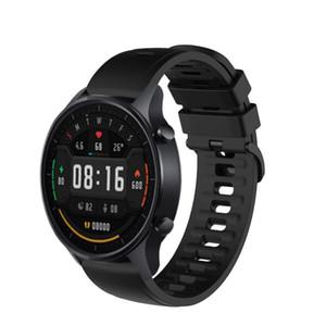 22mm Sport Sile Band For Huawei Watch Gt Gt 2 46mm Wrist Strap Bracelet For Samsung Galaxy Watch 46mm Gear jllDSK