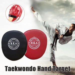 Wholesale-Boxing Gloves Mitts Pads For Muay Thai Boxer Training Pu Foam Boxer Target Pad Karate Train Mitten Fitness