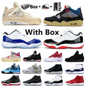 jordan 4 jordan retro 4 psg jordan Sail Union 4 4s Concord Bred psg jordan 11 11s Zapatillas de baloncesto Jumpman para hombre Space Jam 25th Anniversary Sports Shoe