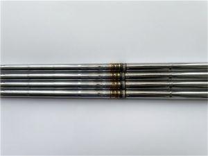 10шт истинный характер динамический золотой стальной вал R200 / S200 / R300 / S300 Flex Golf стальной вал для гольфа утюги и клинья