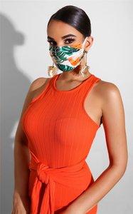 Weihnachten 2020 New Peacock Halloween-Maske Make-up-halbe Gesichts-Geburtstags-Party Supplies Spielzeug # 955