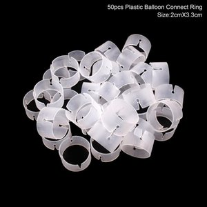 Fengrise Balloons Clips Plastic Seal Ballons Accessories Wedding Birthday Party Decoration Fixed Balloon Chain Diy Supplies wmtMeN pthome