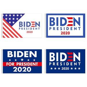 USA Biden 2020 Flag 90*150cm For President Vote Election Banner Digital Printed Biden Support Polyester Flag Banner Sea Shipping DDA777