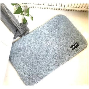 7 Sizes Bath Non-slip Mat Bathroom Water Absorption Non-slip Mats Soft Durable Rug Bedroom Kitchen Entrance Carpet Pad jlllau bdebag