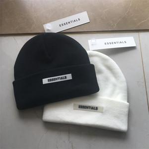 Основные фасовые шапочки зимние шляпы для женщин мужчин осень осень докер беспристрастный Cap дизайнер Bonnets оптом дамы аксессуары Skullcap LJ201124