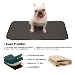 Breathable Dog Diapers Non-slip Dog Urine Mats Waterproof Absorbency Sleeping Pad Pet Accessories Puppy Training Diaper