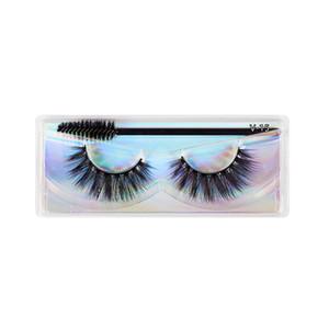 Fake eyelashes color card natural maquillaj packing eyelashes brush false eyelashes lash boxes faux cils lash cases lashes packaging