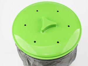 FreeShipping DIY проращивание Maker Термостат Зеленый Овощной Саженец Рост ковша Автоматический Bud Электрические Ростки Germinator машина