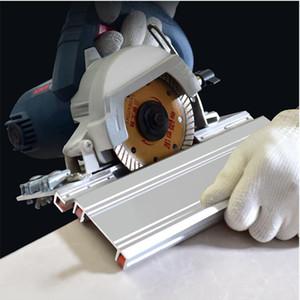 Las herramientas eléctricas de 45 grados máquina de corte de piedra de mármol del azulejo de cerámica Biselado fresa de Authoring Tools Gadgets