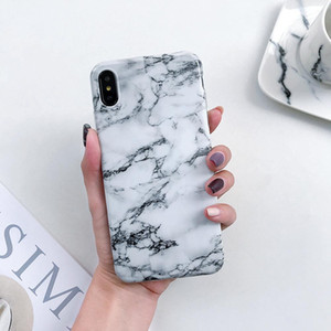 Ultra Thin Soft Beautiful Marble Silicone Phone Case For iPhone 6 7 8 X 11 Pro Max