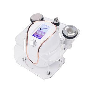 2020 40K ultrasonic face lifting machine body slimming cavitation Radio Frequency equipment shaping slimming machine home use DHL Free Shipp