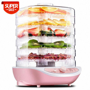 Dried Fruit Vegetables Herb Meat Machine Household MINI Food Dehydrator Pet Meat Dehydrated 5 trays Snacks Air Dryer EU #Cm0c