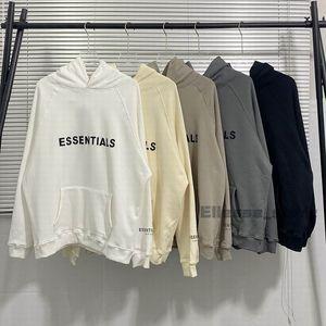 2021 Essentials New Mens femmes Designers Sweats à Sweats à capuche à capuche à capuche à capuche à capuche à capuche à capuche à capuche à capuche à capuche à capuche HIP HOP Vêtements Sweatshirts 21SS