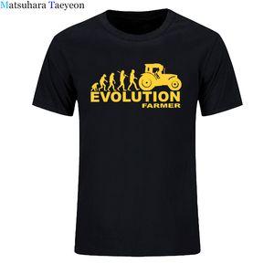 Çiftçi Evrim Yaz Erkek Tarım Traktör Fendt Claas Makine Tişört Kısa Kollu Moda Baskı Kapşonlu Kazak Hoodie erkekler gömlek