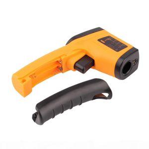 GM320 Benetech berührungsfreie LCD IR Laser-Infrarotdigital-Temperatur-Thermometer Gun Tester Handlicher