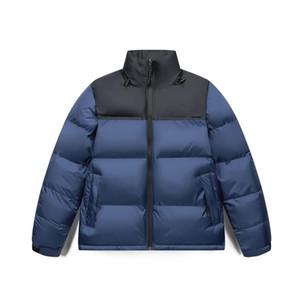 Nouveaux vestes d'hiver arrivés pour Mens Down Down Veste Mode Mens Parkas avec lettres Manteaux de sport Vêtements Vêtements Vêtements 5 couleurs