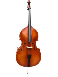 The 3   4 bass cello is made of semi solid wood, which is the professional performance level of adults