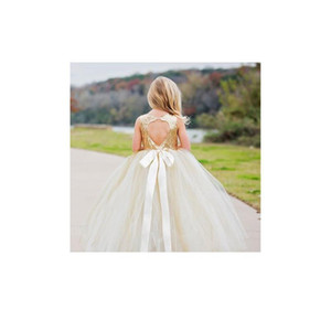 Toddler Baby Kid Girls Princess Dress Lace Tutu Party Wedding Dresses For Girls Todd jllZav