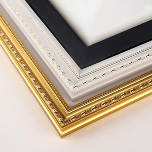 diy oil diamond Mosaic Wood stretcher Thick wall painting picture Photo Inner frame sticker Q1107