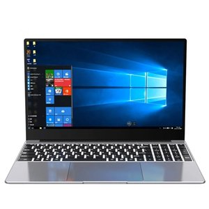 2021 New Design 15.6 Inch Win10 Quad Core Notebook Computer Office 8GB+120GB 1920*1080 FHD IPS Laptops