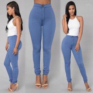 Mulheres jeans fêmea calças jeans candy cor womens jeans donna stretch fundos feminino calça magro para mulheres calças1