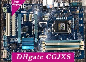 Original Desktop Motherboard GA -Z77P -D3 LGA1155 DDR3 USB3 .0 Suporte 3770K 2550K 3470 E3