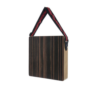 Hands Cahong box drum ebony travel practice drum accompaniment