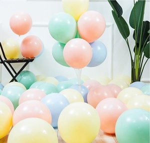 8 colors Inflatable Pearl Latex Balloon for Wedding Decorations Air Balloon Birthday Wedding Decoration Event Party Supplies