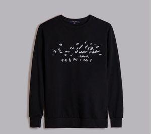 2020 us hot selling  men's  Hoodie popular street Pullover hip hop Sweatshirt classic letter women's Sweatshirt