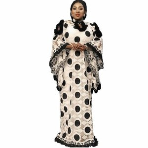 African Dresses For Women Winter Autumn Africa Clothing Muslim Long Maxi Dress High Quality Fashion African Dress Lady