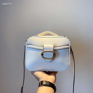 New Mittagessen Tasche Frauen High Design Lunch Box kleine Box mit Doppel-Reißverschluss und Geschenk-Box