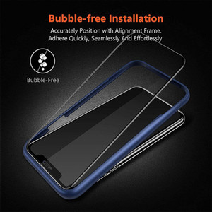 Top quality Tempered Glass 9H Hardness Screen protector Mobile Phone Film Anti-Scratch for iPhone 12 series mini pro max
