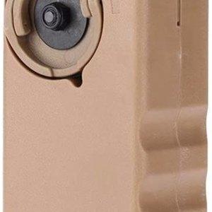 Airsoft Paintball BB Velocidade Loader M4 mão manivela caça compartimento rápido loader-6mm 1000 rodadas
