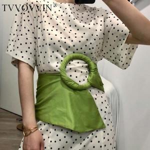 TVVOVVIN neue Art und Weise Normallackgürtel grün ursprünglichen Entwurf Kreis verstellbare Frauen Gurtgurte Frauen Luxus drop B888