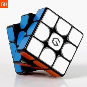 Xiaomi Mijia Giiker M3 المكعب المغناطيسي 3x3x3 حية اللون ساحة ماجيك مكعب لغز العلوم التعليمية للأطفال البالغين هدية Y200428