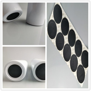 3M Self Adhesive Gummideckel für 15 Unzen 20 Unzen 30 Unzen Tumblers verpastbarem Cups Rubber Bottom Schutz Flasche Pad Aufkleber BWD2288