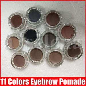 Make-up occhio nuovo sopracciglio Crema pomata Enhancers sopracciglio Make Up sopracciglio Crema 11 Colori con Package