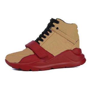 Nova baixa top top sneaker plataforma padrão plataforma clássico camurça couro esportes skateboarding sapatos homens mulheres sneakers sapato008 01