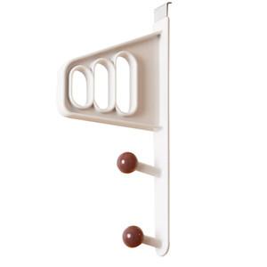 Bathroom Storage Kitchen Coat Hook Cupboard Hanging Bag Door Back Towel Holder Clothes Hanger Flexible Space Saving Household