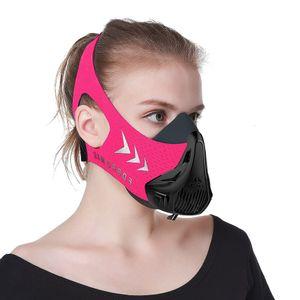 Hight 2020 Resistenza Movimento Maschera, allenamento ad alta quota Elevation simulazione Palestra Mask Aujc