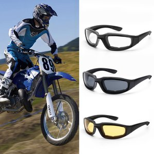 Tool 1PC Eye Windproof padded Glasses Resistant Comfortable Wind Dustproof Jetski Outdoor Motorcycle Protection Riding Hedpe