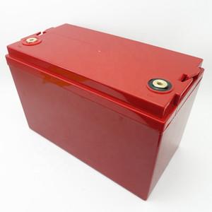 zylindrischen Batteriekasten für prismatische LiFePO4 10Ah 32650 LiFePO4 100 Ah Kunststoff leeren Batteriekasten ABS-PVC-Material