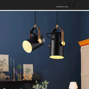 black Loft Kitchen Hanging Lamp Industrial Lamp Chandeliers Pendants for Kitchen Island Luminaire Nordic Light Pendant Lamp